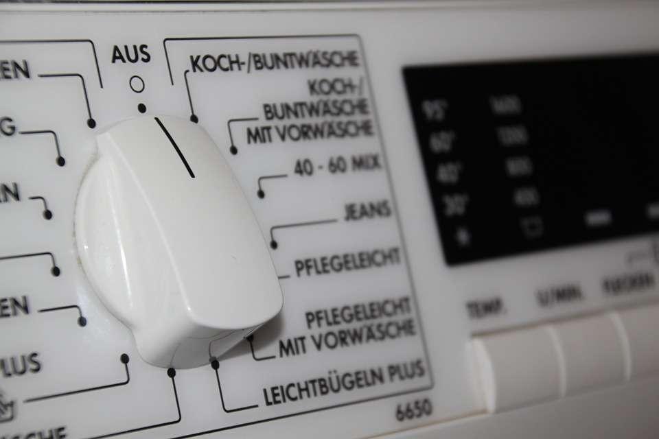 Waschmaschine reinigen - Pixabay