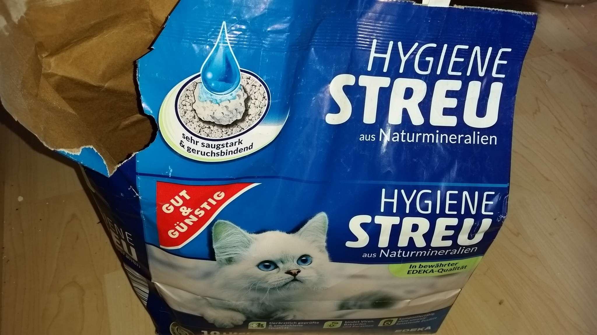 Edeka Hygiene Streu