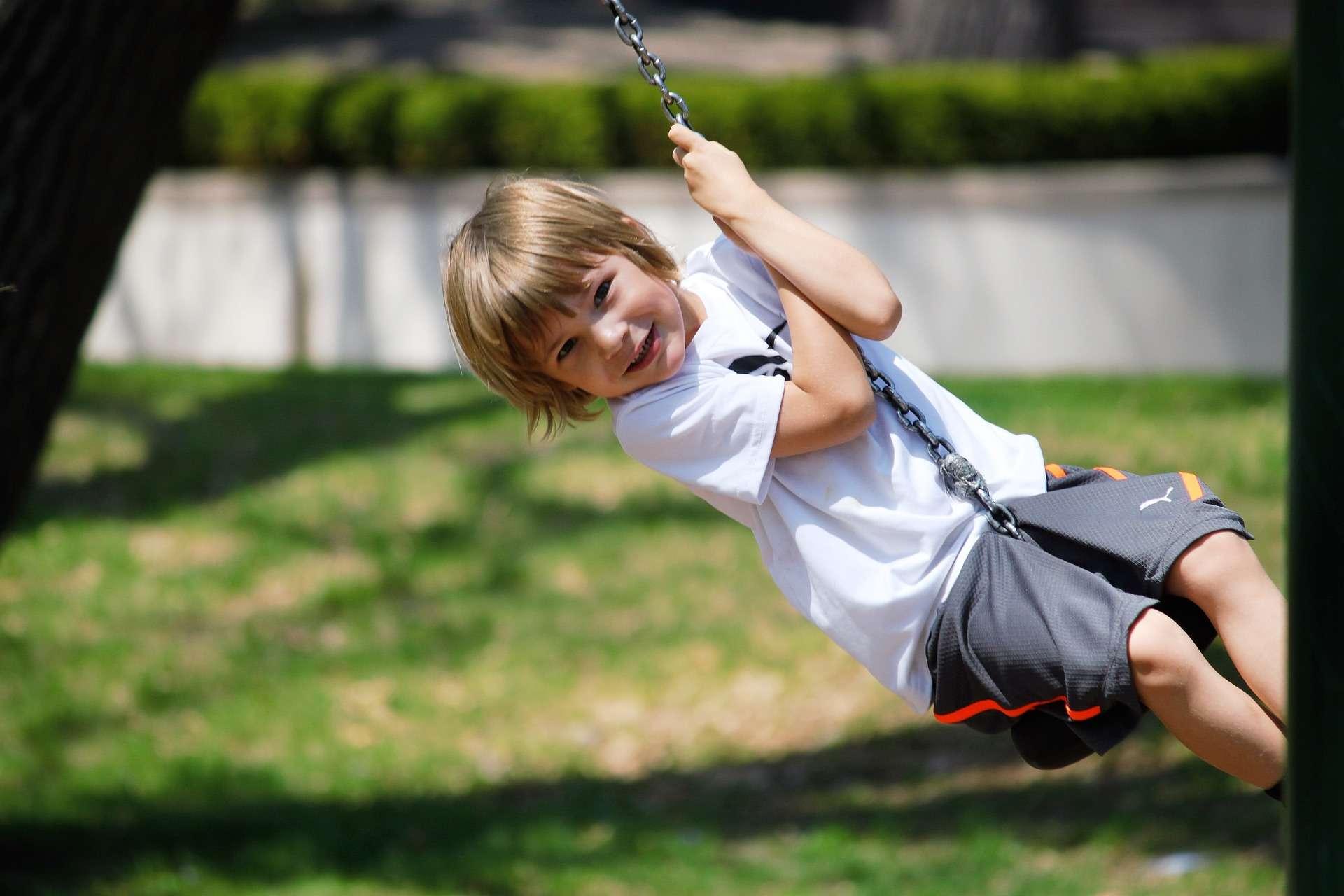 Kinderschaukel Garten Ratgeber